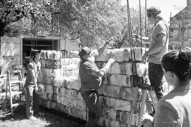 Building the Ubuntu Blox / Plastic Block House